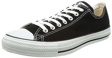 Converse Unisex Chuck Taylor All Star Ox Low Top Black Shoe - 9.5 MENS    11.5 e814a9ca99