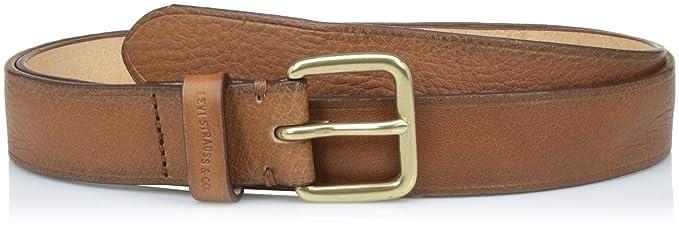 Levi s Boyfriend Belt, Ceinture Femme, Marron (Dark Brown), (Taille  Fabricant  90)  Amazon.fr  Vêtements et accessoires a6d89f85314