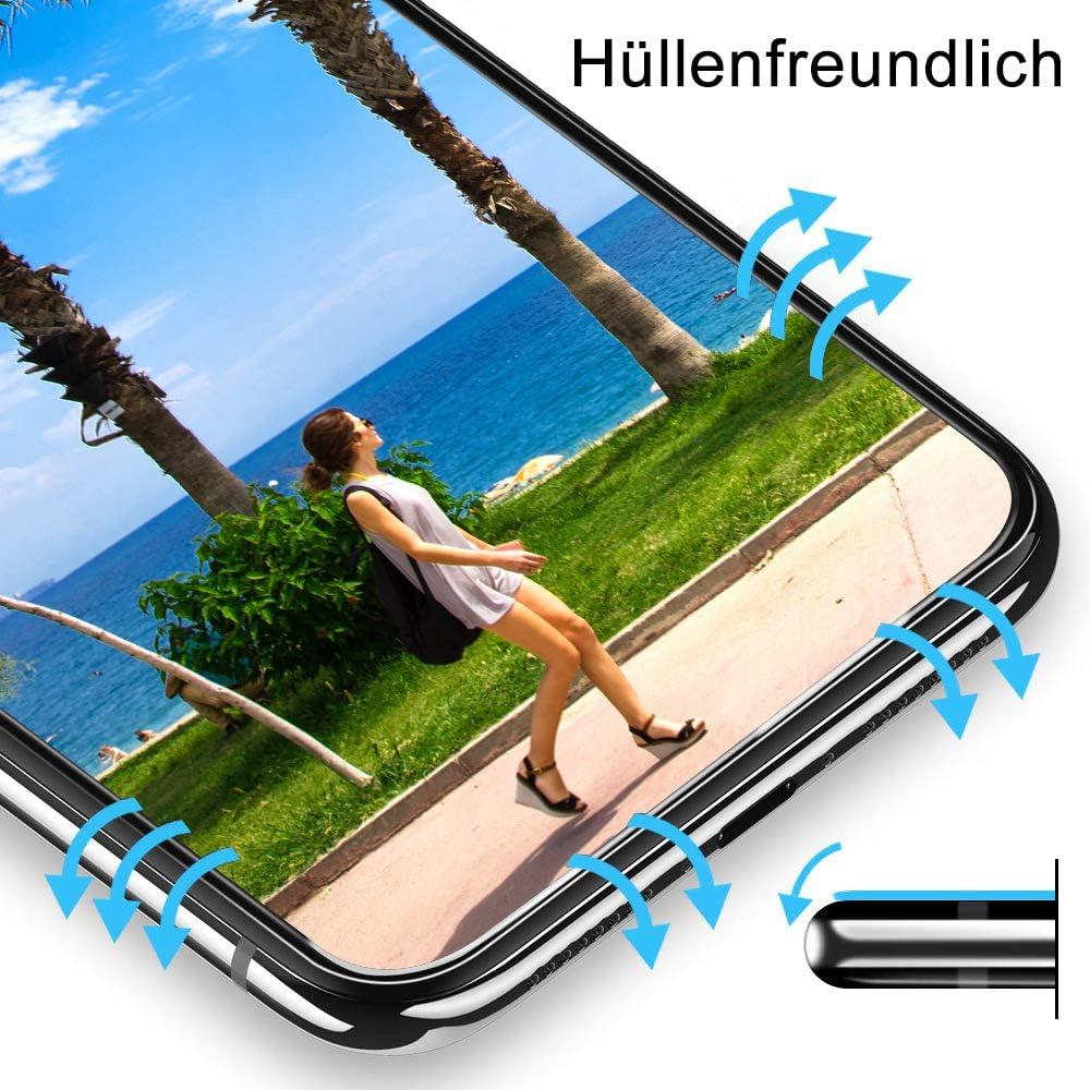 Panzerglas f/ür Huawei P30 Pro Schutzfolie 3D Schutzglas 9H H/ärte Panzerglasfolie f/ür Huawei P30 Pro Folie Anti-Kratzer//Bl/äschen//Fingerabdruck//Staub HD Displayschutzfolie f/ür Huawei P30 Pro 2 St/ück