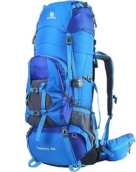 Outdoor Trekking Rucksack Backpacker 75L XXL Trekkingrucksack wasserabweisend