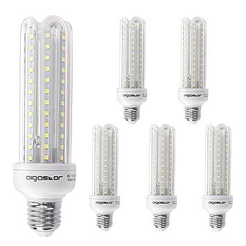 Aigostar - Bombilla LED 19 W E27, 1600 Lúmenes, Luz blanca fría ...