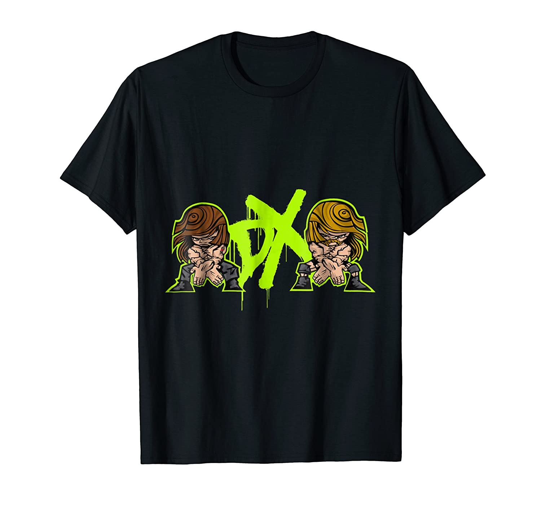 DX T shirt-Colonhue