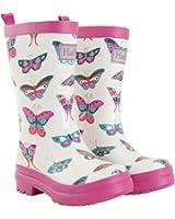 Hatley Girls' Printed Rain Boot