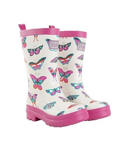 4d5692a0db91 Hatley Girls  Big Printed Rain Boot