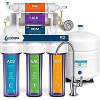Express Water ROALK10DCG 10 Stage sistema de filtrado de agua para hogar