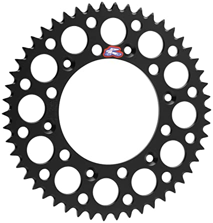 Amazon Com Renthal Rear Sprocket 50t Black Honda Cr500r Crf Xr400r