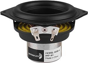 """Dayton Audio ND91-4 3-1/2"""" Aluminum Cone Full-Range Neo Driver 4 Ohm"""