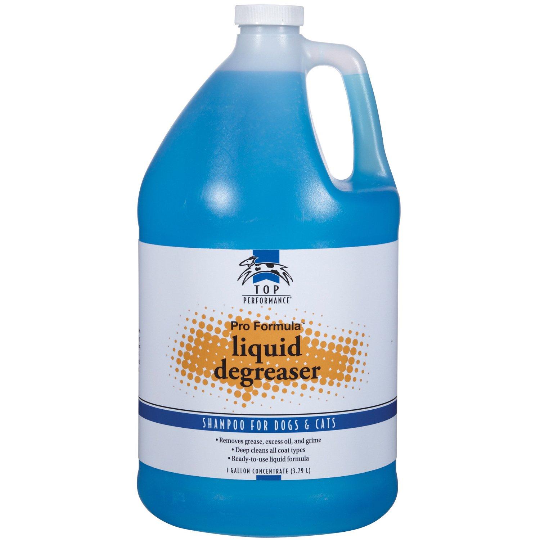 Top Performance Pro Formula Pet Liquid Degreaser, 1-Gallon