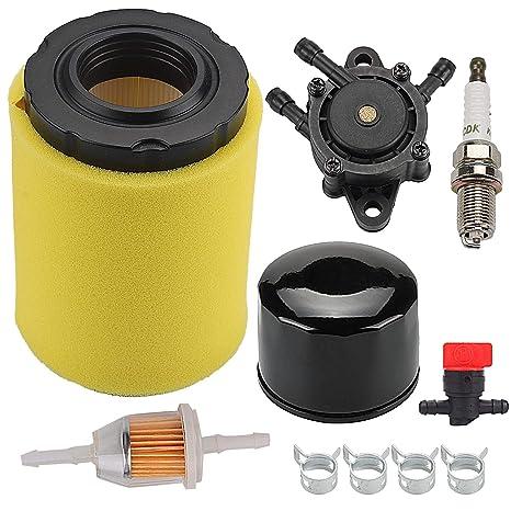 hilom miu14395 air filter with fuel pump fuel filter for john deere d100  d105 d110 d130