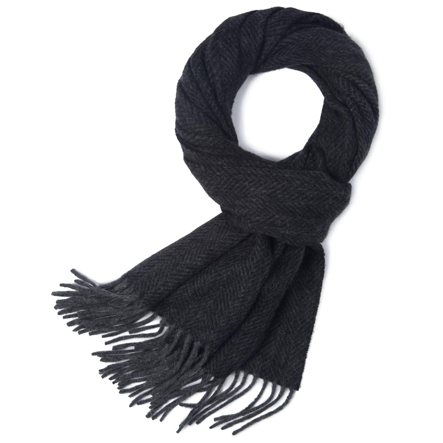 Vemiss Wool Scarf Men's Classic for Winter(13 Colors)