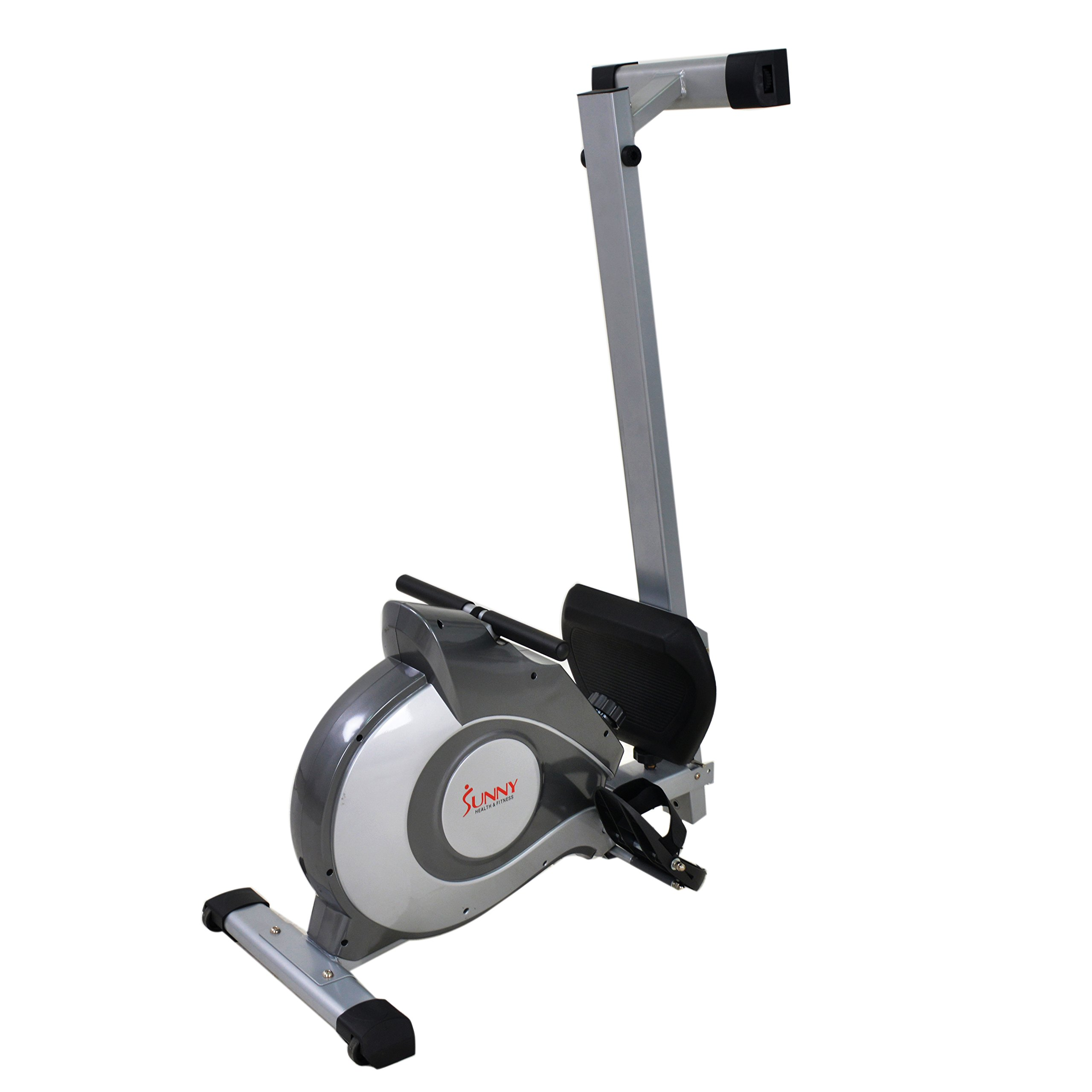 Sunny Health & Fitness Magnetic Rowing Machine with LCD Monitor by SF-RW5515 by Sunny Health & Fitness (Image #11)