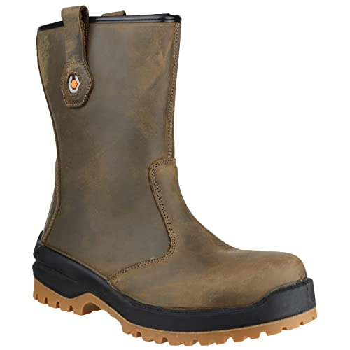 4bb4427138d Base Mammuth B720 S3 HRO CI Mens Safety Boots: Amazon.co.uk: Shoes ...