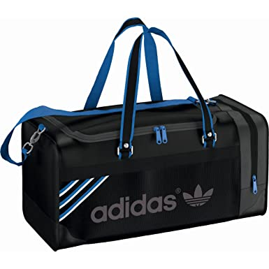 a84739dc8f89 ... best cheap 28367 a9566 adidas Sport Gym Bag – Teambag Zx BlackGrayBlue  ...