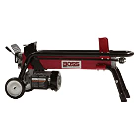 Boss ES7T20-the 7-Ton Electric Log Splitter