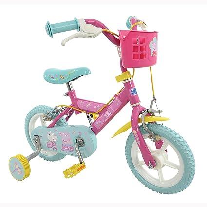 Amazon Com Peppa Pig 12 Bike Toys Games