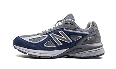 timeless design fecd8 a1820 Amazon.com | New Balance Running 990V4 Grey | Shoes