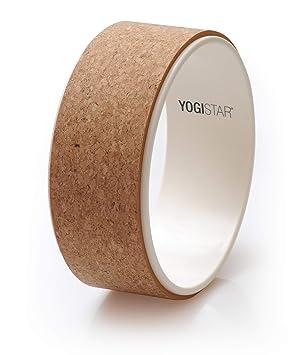 Yogistar Yogiwheel - Esterilla para Yoga, Color Corcho y ...