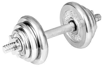 Hop-Sport 10 kg (1 x 10 kg) de cromo mancuerna