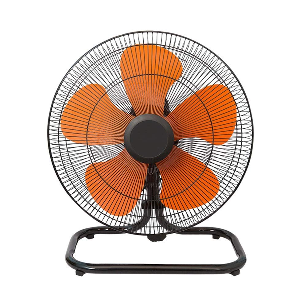 Desktop Fan Home Fan USB charging Electric Fan/Floor-standing Electric Fan/Super Wind Industry Electric Fan/High-power Mechanical Commercial Fan/Rotatable Factory Workshop Fan (5 Can be rotated Table