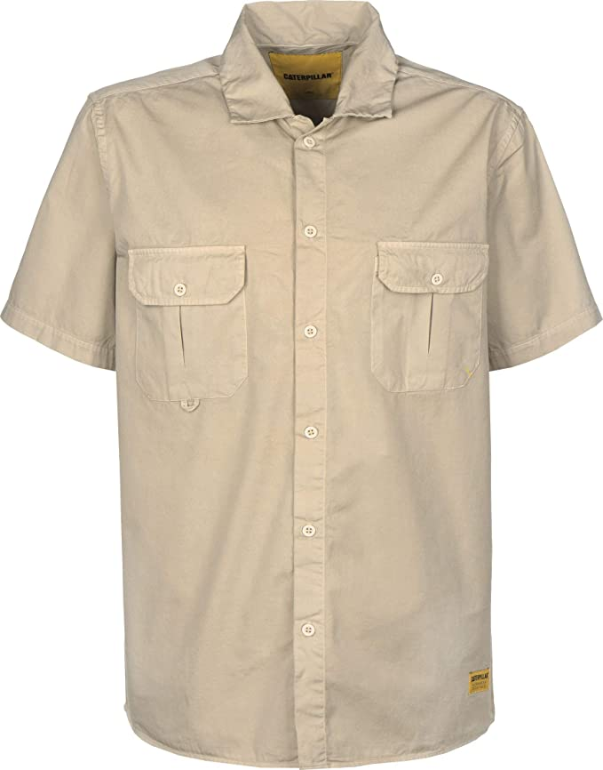 Caterpillar S/S Chemise Manches Courtes: