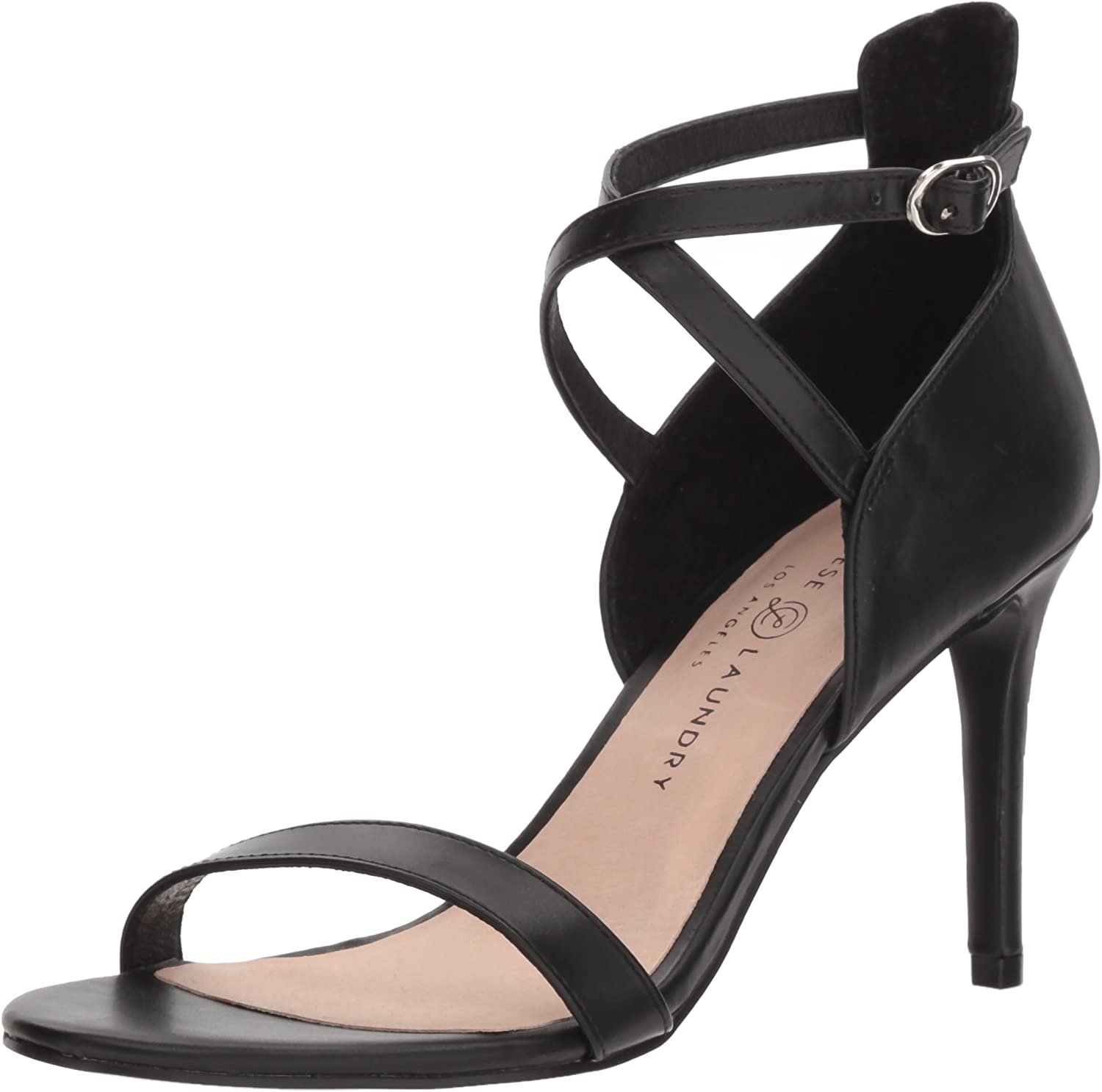 Chinese Laundry Womens Sabrie Open Toe Special Occasion Ankle Strap Sandals