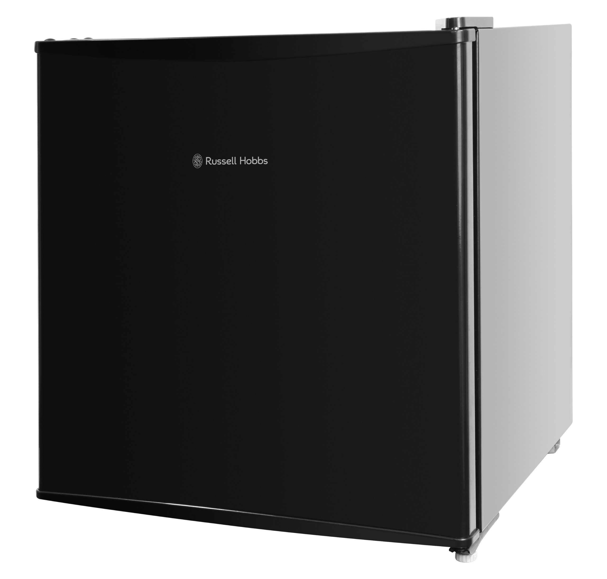 Russell hobbs rhttfz1b black table top freezer 32 litre for Table top freezer