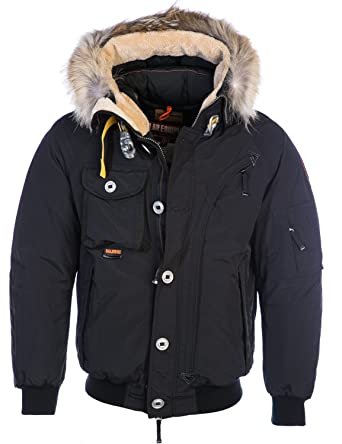 Parajumpers Tribe Jacket in Black L