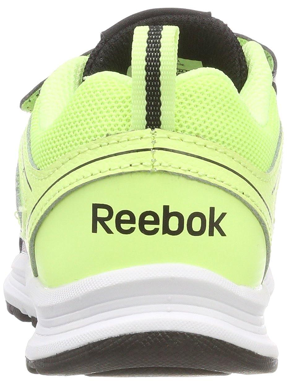 2017 Bambini Reebok Scarpe Black White Almotio 2.0 Adidas