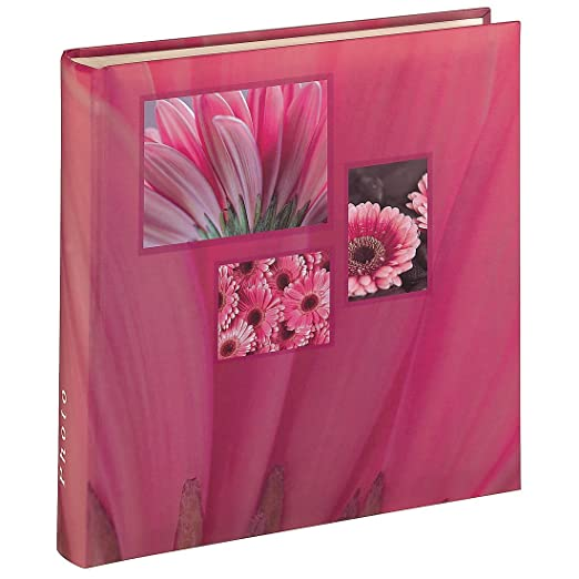 338 opinioni per HAMA Album Porta Foto Jumbo Singo, Maximum 400 Foto 10x15, Colore Rosa