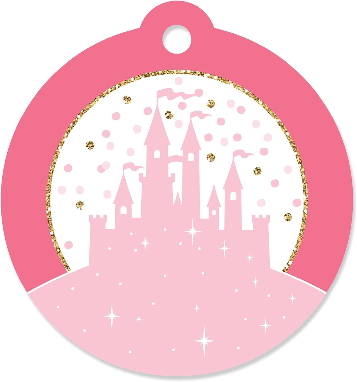 Lil/' Princess Metallic Pink Crocheted Slippers