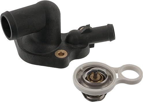 febi bilstein 49252 Radiator Hose with quick-release fastener pack of one