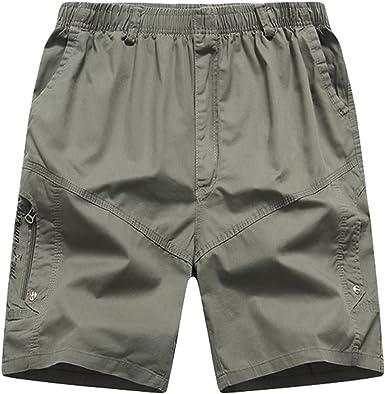 SK Studio Homme Short Casual Coton Grande