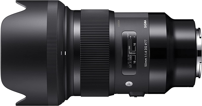 Sigma 50mm F1 4 Dg Hsm Art Objektiv Für Sony E Kamera