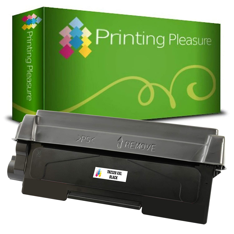 Printing Pleasure Tóner Compatible con Brother MFC-L2700DW ...