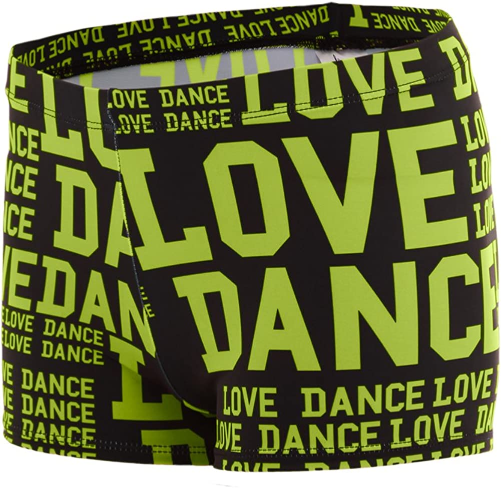 Women Love Dance Athletic Booty Shorts Alexandria Collection