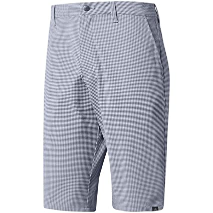 20aa330f1 Amazon.com   adidas Golf Men s Ultimate 365 Gingham Shorts   Sports ...