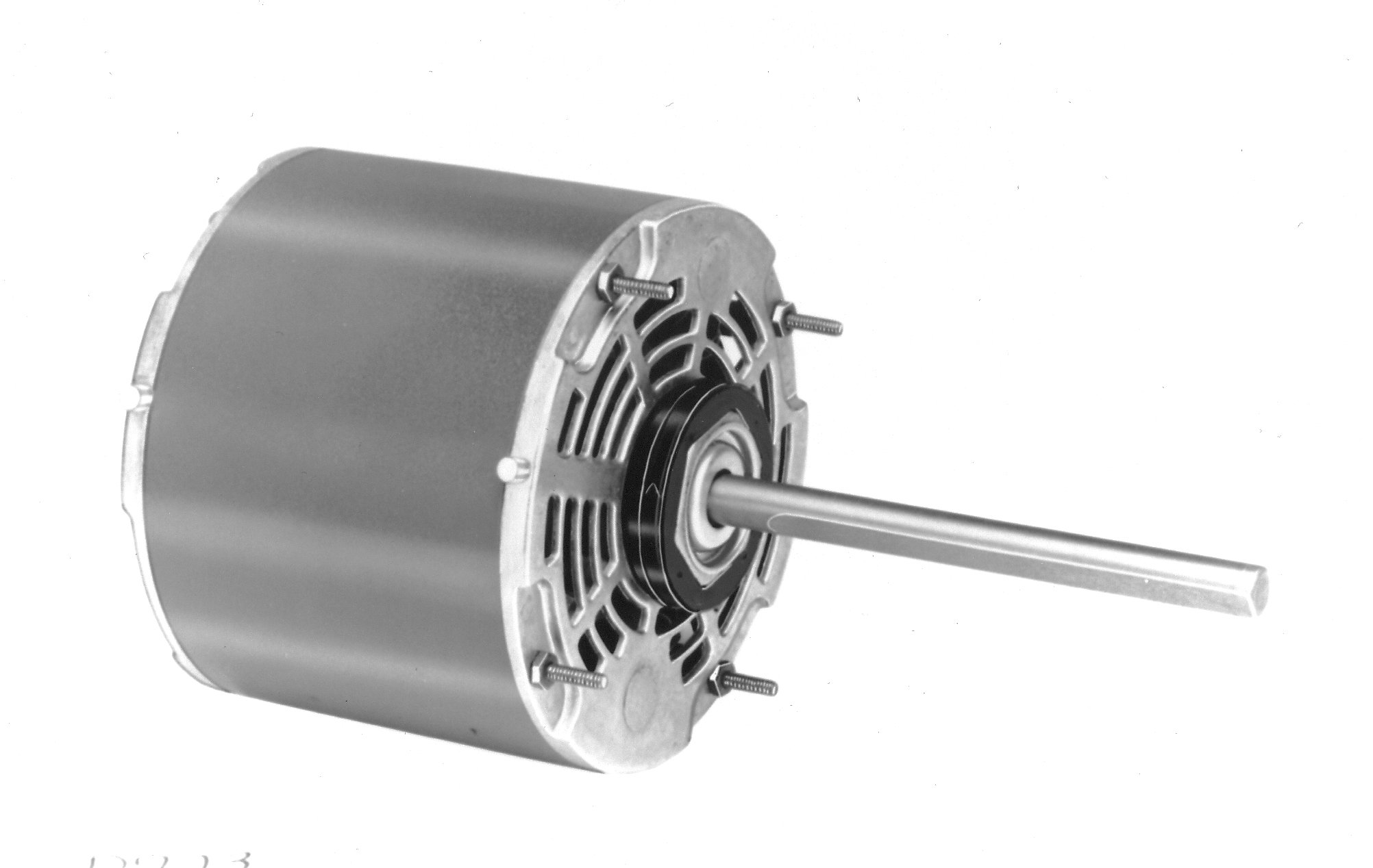 Fasco D923 5.6-Inch Direct Drive Blower Motor, 1/3 HP, 208-230 Volts, 1075 RPM, 3 Speed, 2.9 Amps, OAO Enclosure, Reversible Rotation, Sleeve Bearing