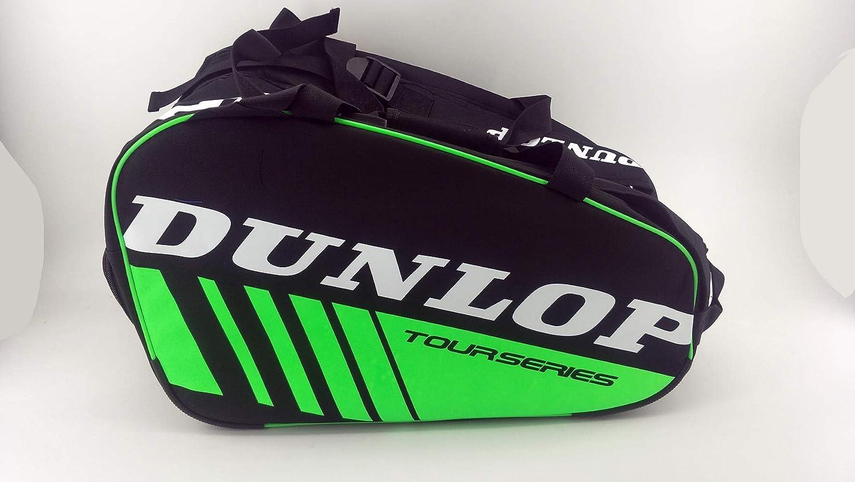 DUNLOP Paletero Padel Competition Verde: Amazon.es: Deportes y ...