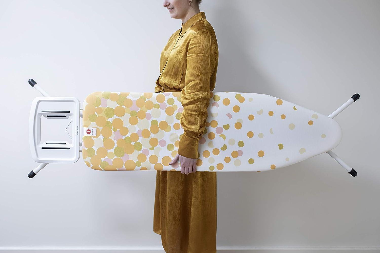 124 x 38 cm housse C/él/ébration Table /à repasser B 126109 Brabantia