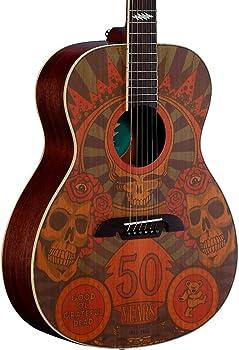 Alvarez Grateful Dead 50th Anniv Acoustic Guitar