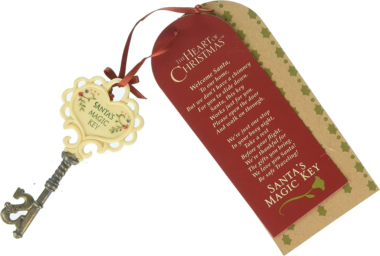 Santa Magic Key