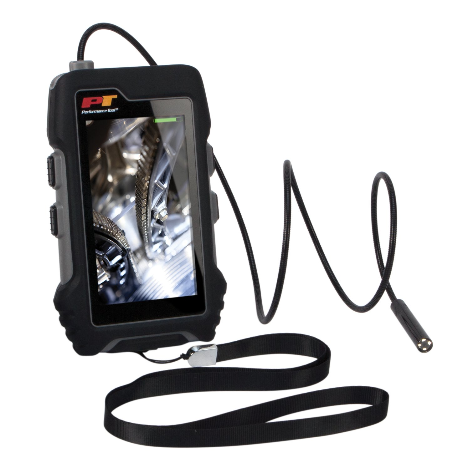 Performance Tool W50072 LCD Borescope 4.3'' Inspection Camera by Performance Tool