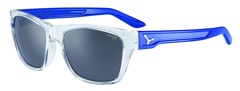 Cébé Hacker Gafas, Unisex Adulto, Azul Claro (Translúcido ...