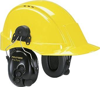 3M PELTOR ProTac II MT15H7P3E2 SV Orejeras con dependencia de nivel para casco con sujeción P3E