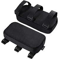 Healifty Armleuningen, kussen van traagschuim voor bureaustoel en speelstoel, armleuningen, ergonomisch voor ellebogen…