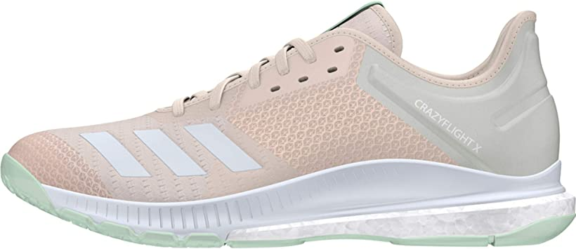 adidas Chaussures Femme Crazyflight X 3: : Sports