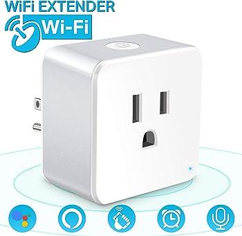 Wsky Wifi Smart Outlet Plug