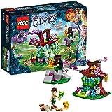 LEGO Elves - 41076 - Jeu De Construction - Le Cristal Secret De Farran