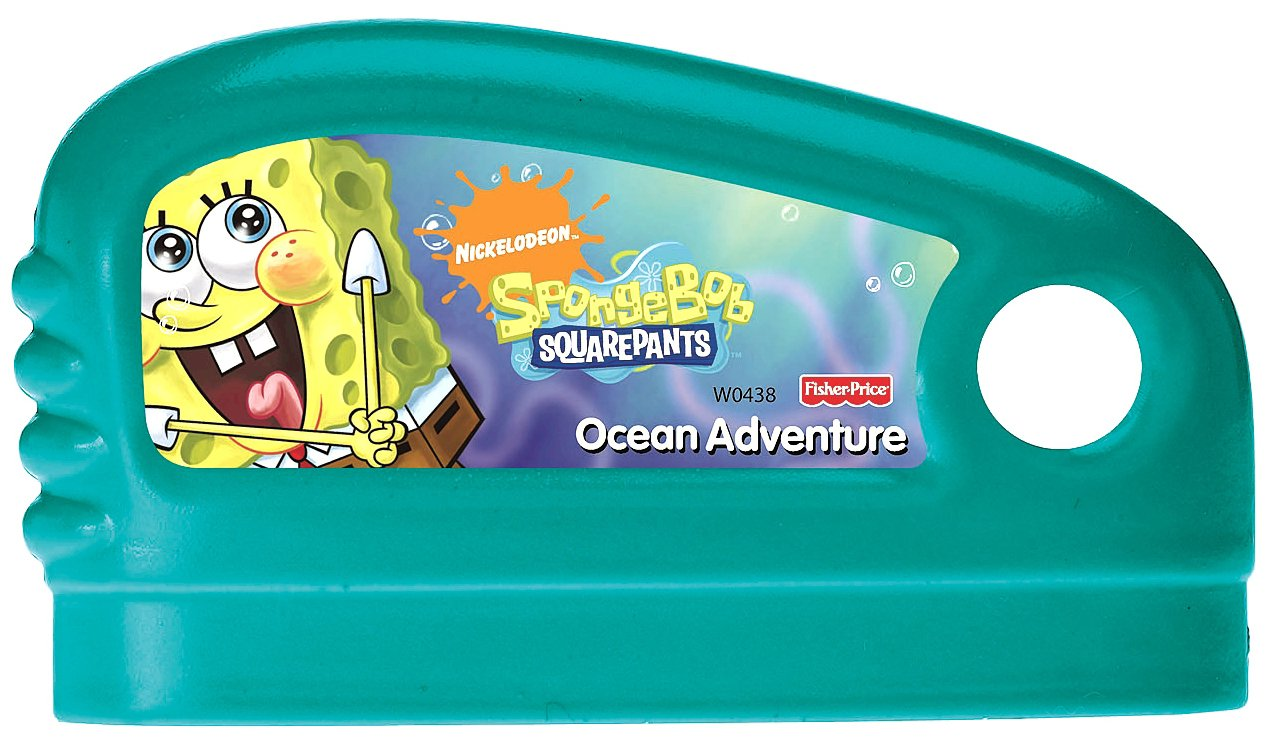 Fisher-Price Smart Cycle 3D [Old Version] SpongeBob Software Cartridge by Fisher-Price (Image #2)
