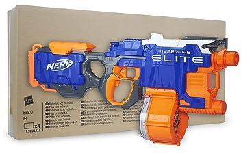 Nerf N-Strike Elite Hyperfire in Sustainable Packaging - The fastest  Full-Auto Blaster